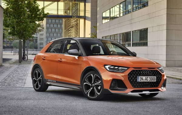 Audi A1 car mats (2018 onwards)