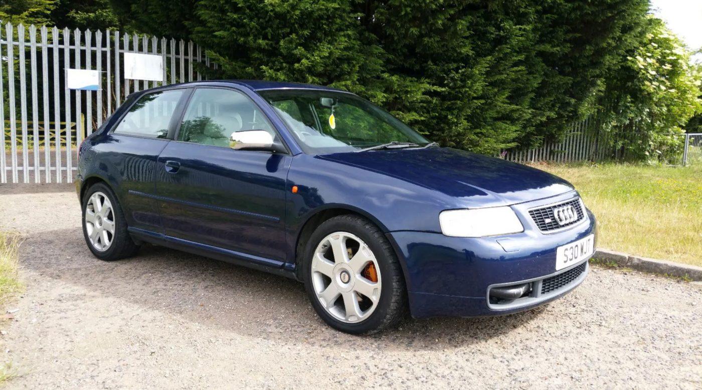Audi A3 car mats 8L (1996-2003)