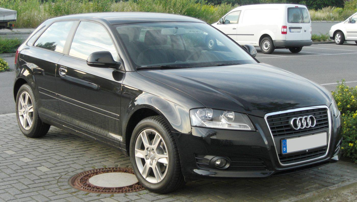 Audi A3 car mats 8P (2003-2012)