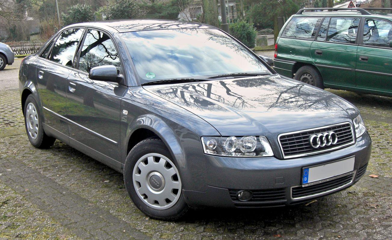Audi A4 car mats B6 (2000-2006)