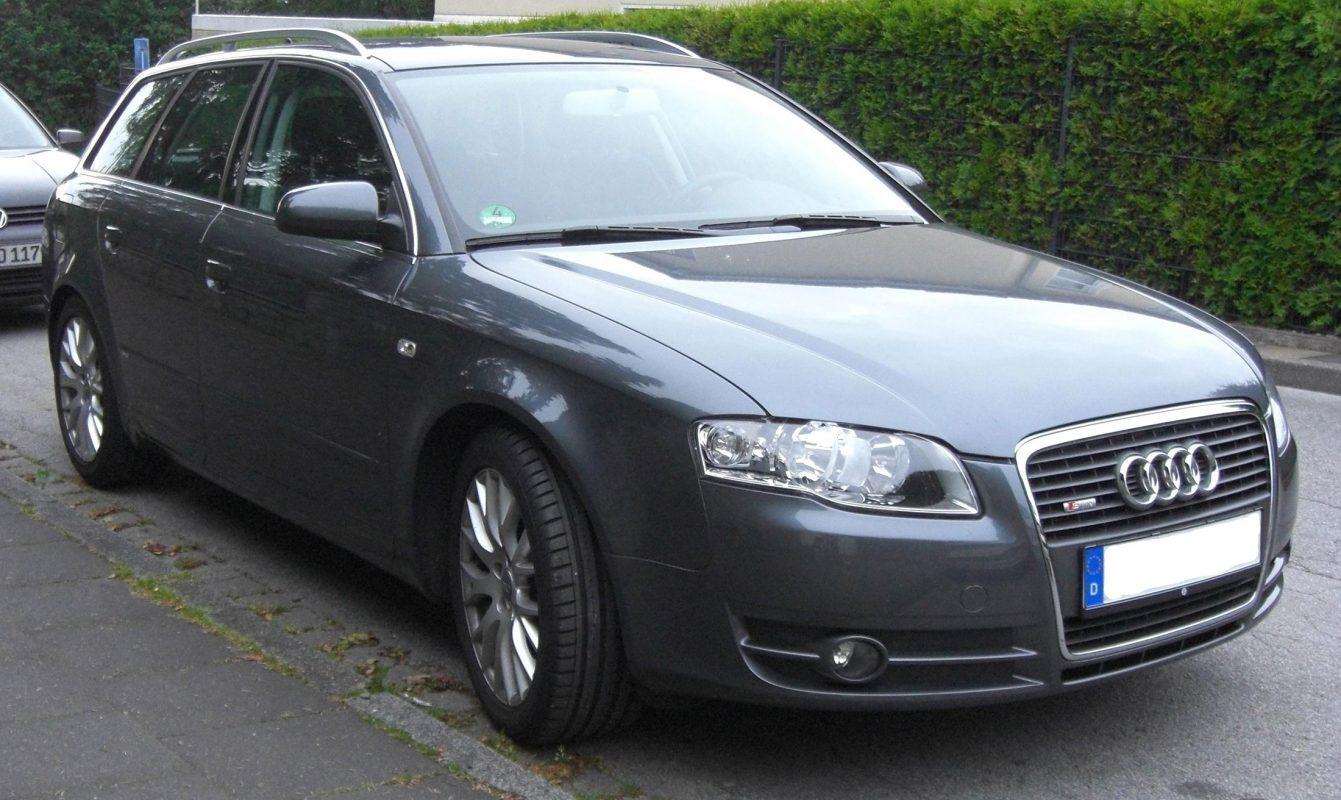 Audi A4 car mats B7 (2004-2008)