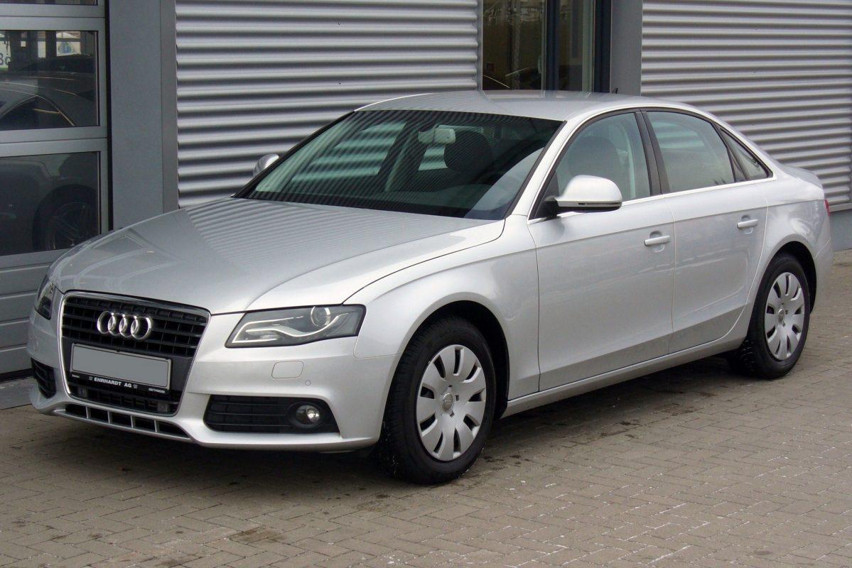 Audi A4 car mats B8 (2008-2015)