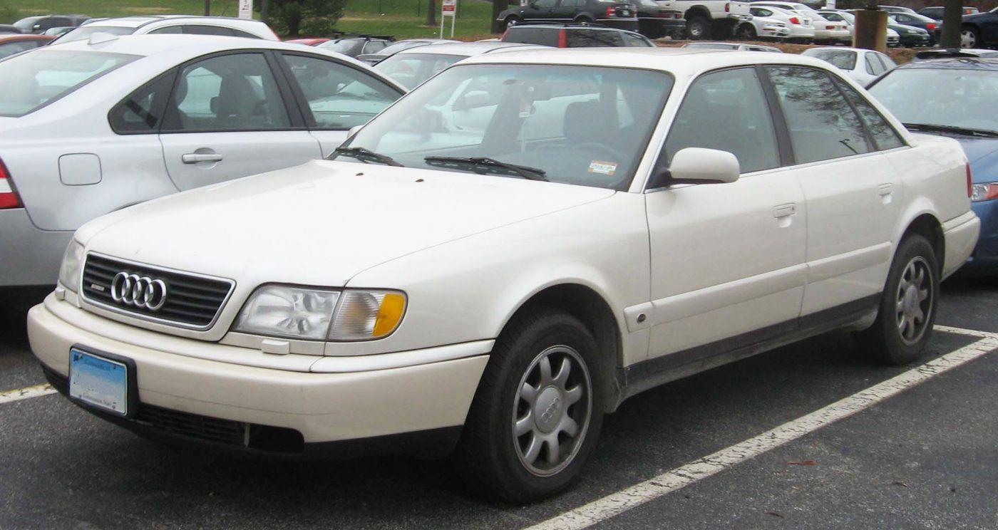 Audi A6 car mats C4 (1994-1997)