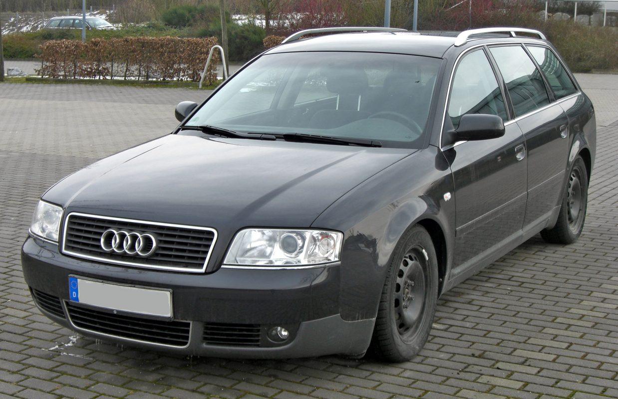 Audi A6 car mats C5 (1997-2004)