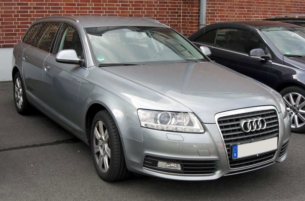 Audi A6 car mats C6 (2004-2011)