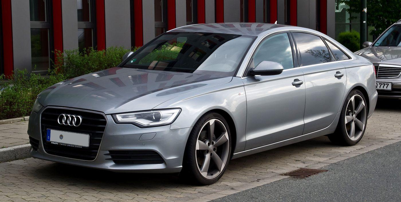 Audi A6 car mats C7 (2011-2018)