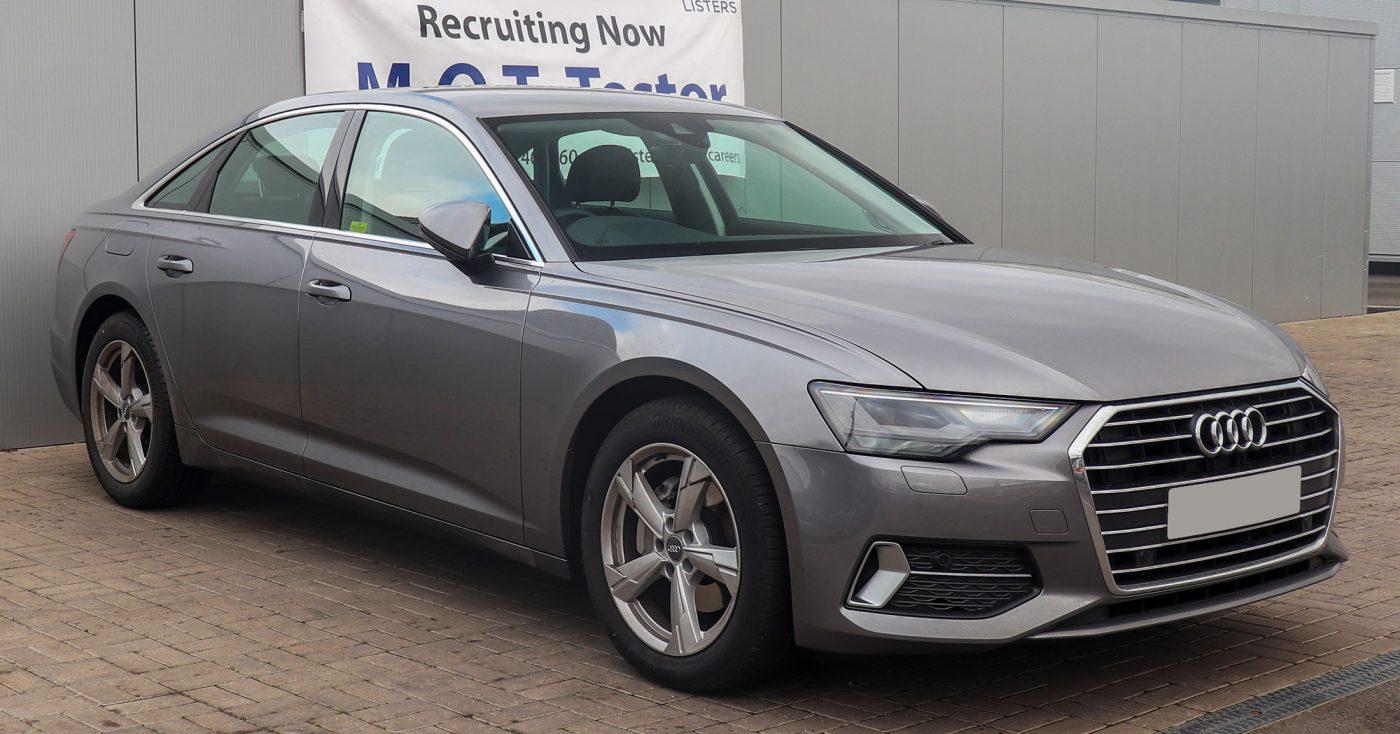 Audi A6 car mats C8 (2018 onwards)